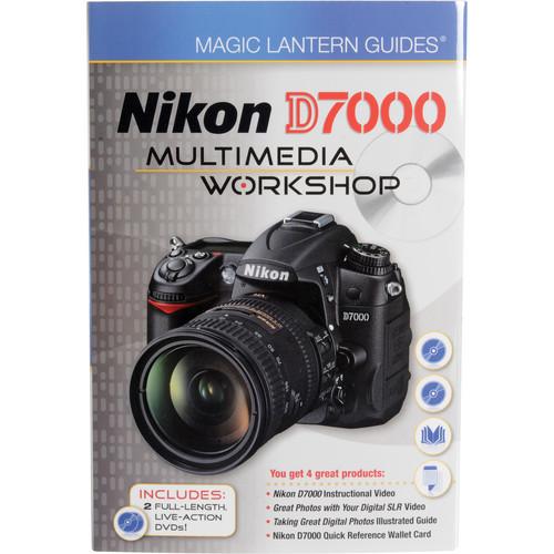 Sterling Publishing Book/DVD: Magic Lantern Guides: Nikon D7000 Multimedia Workshop