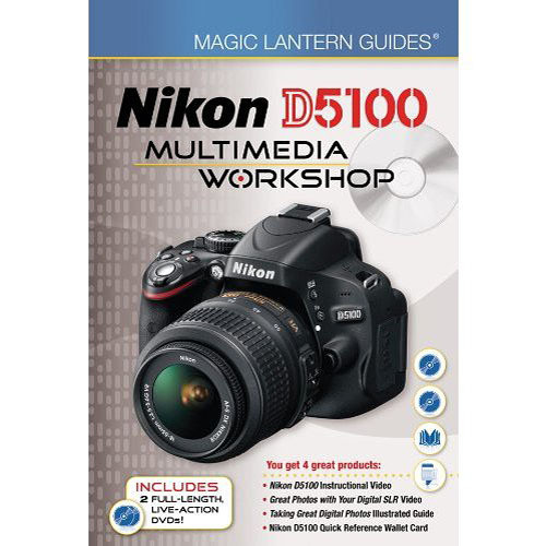 Sterling Publishing Magic Lantern Guides: Nikon D5100 Multimedia Workshop