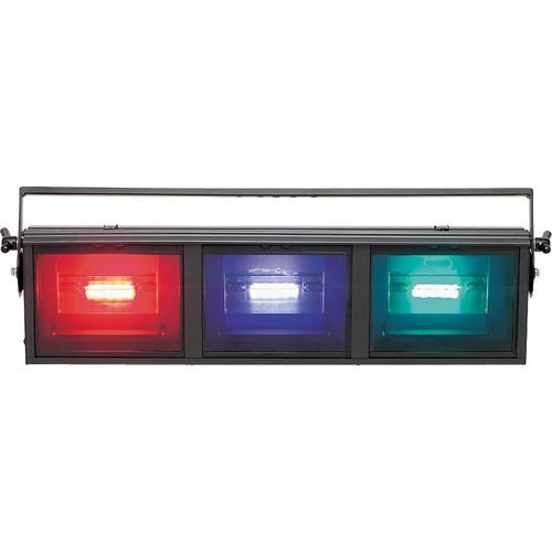 Strand Lighting HUI Flood 3-Way Batten (120VAC)