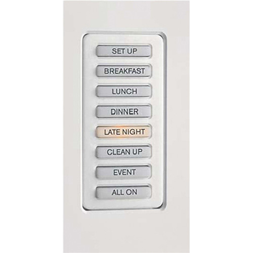 Strand Lighting 61203 Environ3 Strap-Style Master Control Station (Almond Finish)
