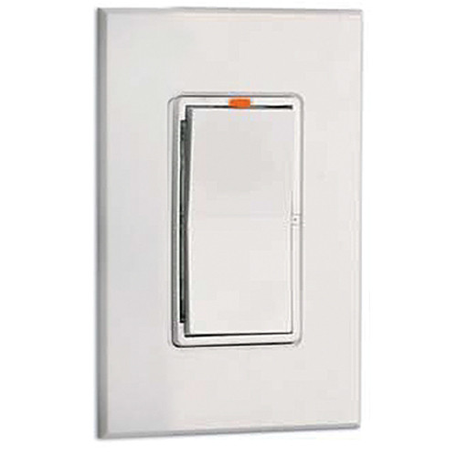 Strand Lighting 61230 Environ 3 Electronic Low Voltage Heat Sink Dimmer (1 Gang, Ivory Finish)