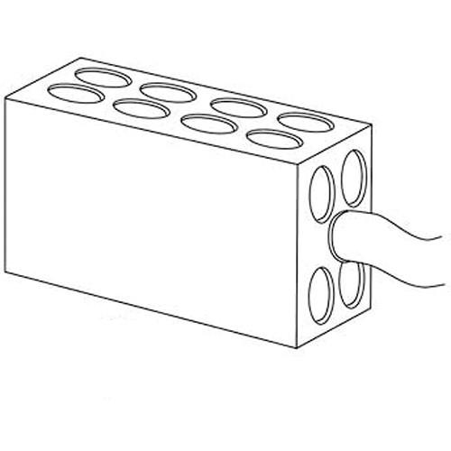 Strand Lighting 61253 Environ 3 PowerSpec Power Extender (120 V)