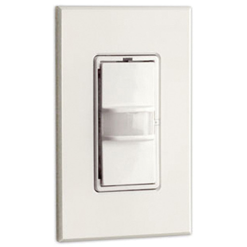Strand Lighting 61325 Contact Wall Station (1 Gang, 2-Wire, White Finish)