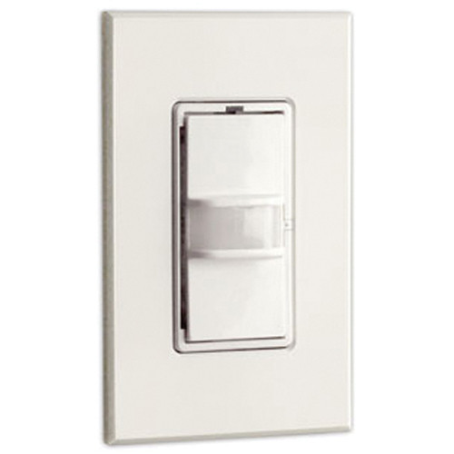 Strand Lighting 61338-W Contact Wall Station 2-Wire Non-Dim Switch (White)