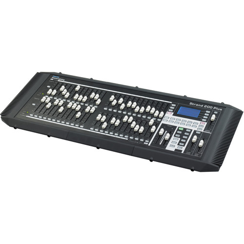 Strand Lighting 200 Plus Series 24/48 Portable Console with Power Supply