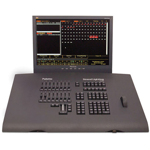 Strand Lighting basicPalette II 100 Channel Lighting Control Console