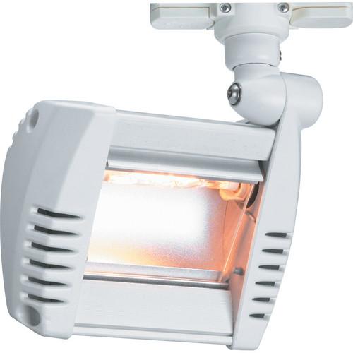 Strand Lighting ARLF01TLOL01 Tungsten Halogen Aureol Fresco Flood Luminaire (Lightolier Track Adapter, White)
