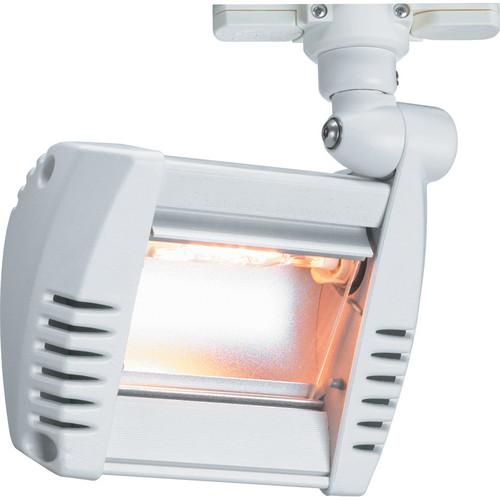 Strand Lighting ARLF03TLSI03 Tungsten Halogen Aureol Fresco Flood Luminaire (LSI Track Adapter, Black)