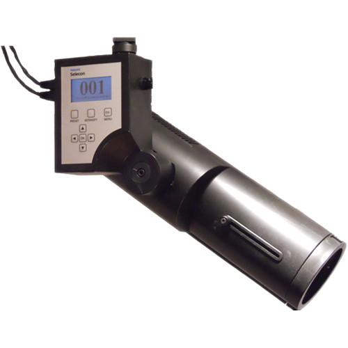 Strand Lighting PL1RC03-TLOL03 PL1 LED Luminaire with Lightolier Track Adapter (Black)