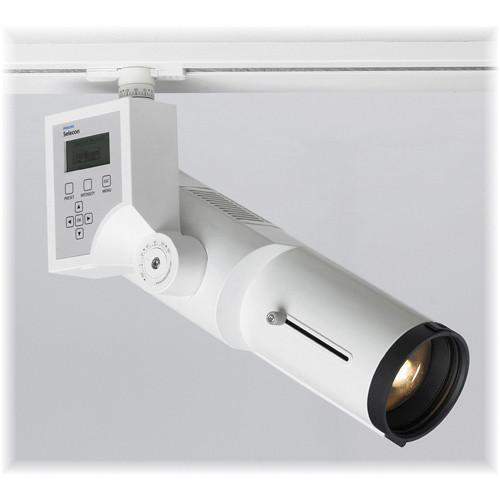 Strand Lighting PL1RHC01 PL1 LED Luminaire with Half Coupler (White)