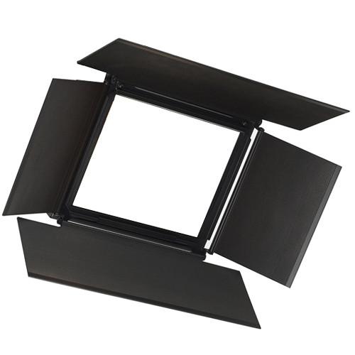Strand Lighting SWWBDS03 Four-Way Barndoor (Black)