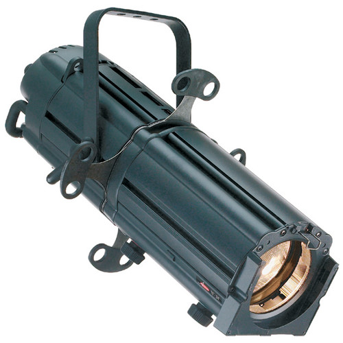 Strand Lighting Astral Axial 24-44 Degree Zoomspot CDM Ellipsoidal - Global Track Adapter and Mechanical Adapter - (Black) (120V)