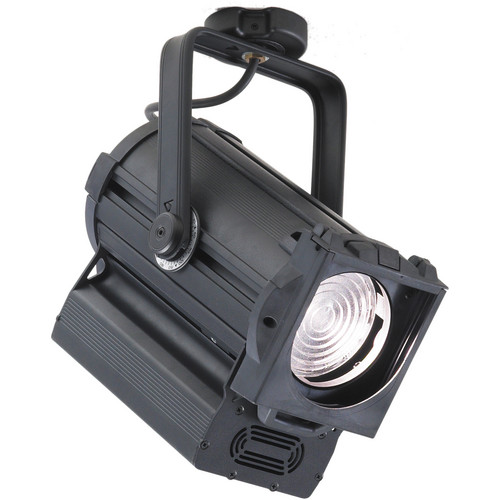 Strand Lighting Astral Axial CDM Ellipsoidal Zoomspot with Flying Lead (Black)