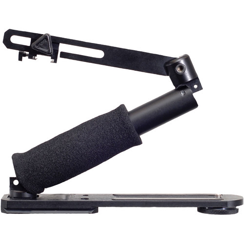 "Stratos ST835F 8"" 35mm Folding Flash Bracket (Black)"