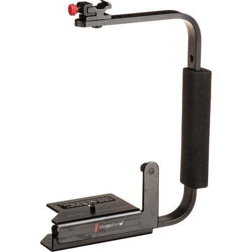 Stroboframe Flip Bracket With Vello TTL Off-Camera Flash Cord for Nikon Cameras Kit