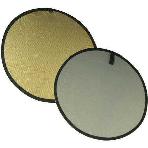 "Stroboframe 32"" Zebra Gold/White Reflector"