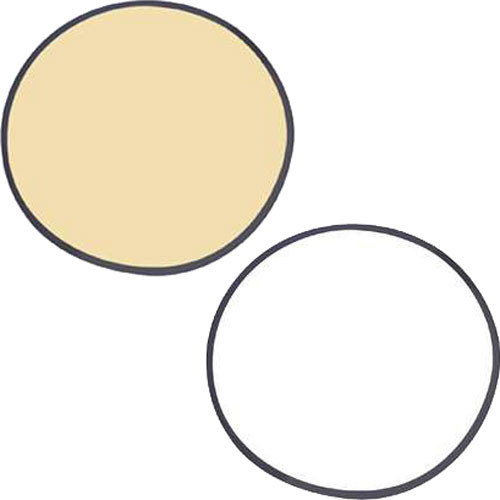 "Stroboframe 42"" Gold/White Reflector"