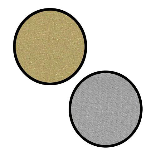 "Stroboframe 42"" Zebra Gold/White Reflector"