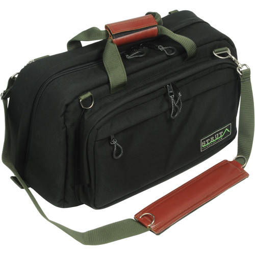 Strut DVT-4 Transport Case - for Canon, Panasonic, Sony or similar-sized Large Handheld Camcorders, and Accessories