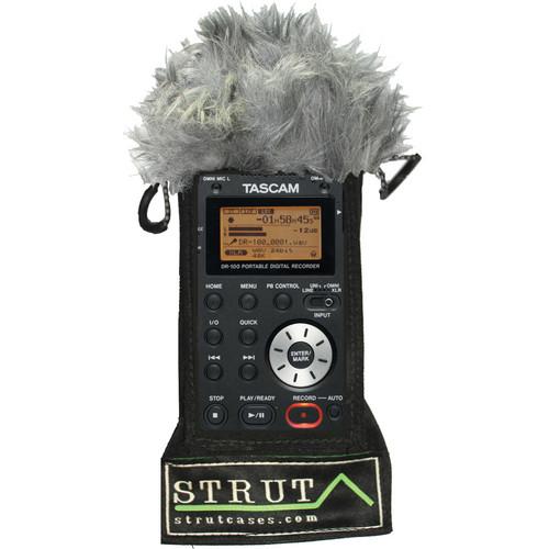 Strut STR-DR100WX Audio Case for Tascam DR-100
