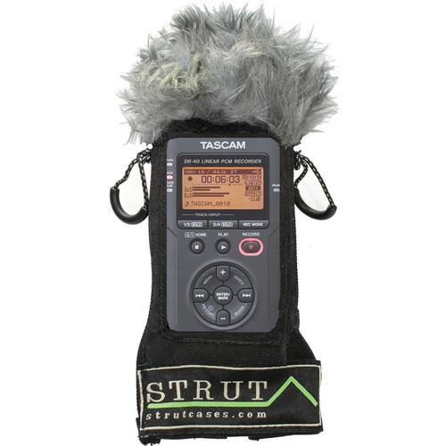 Strut STR-DR40WX Audio Case for Tascam DR-40