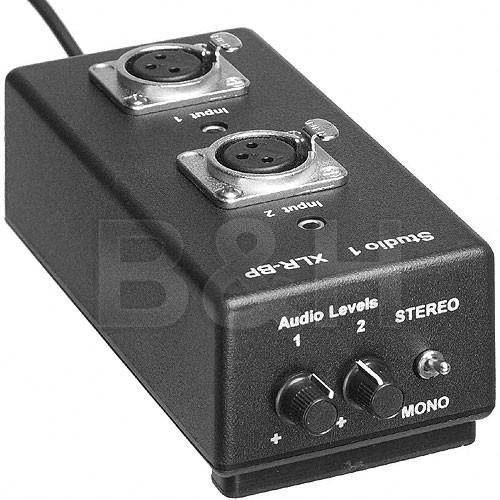 Studio 1 Productions XLR-BP Belt Clip XLR Adapter with