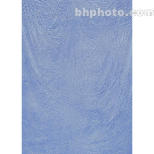 Studio Dynamics 10x10' Muslin Background - Basic Blue