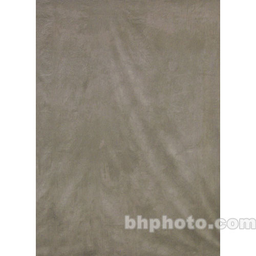 Studio Dynamics 10x10' Muslin Background - Nickel Grey