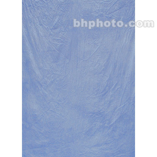 Studio Dynamics 10x15' Muslin Background - Basic Blue