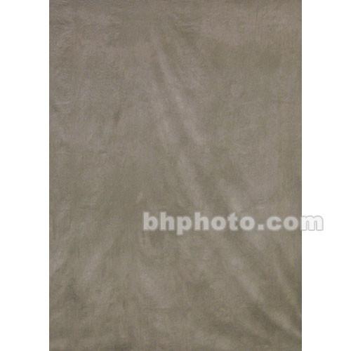 Studio Dynamics 10x15' Muslin Background - Nickel Grey