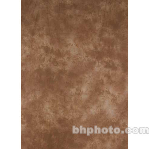 Studio Dynamics 10x20' Muslin Background - Zanzibar Brown
