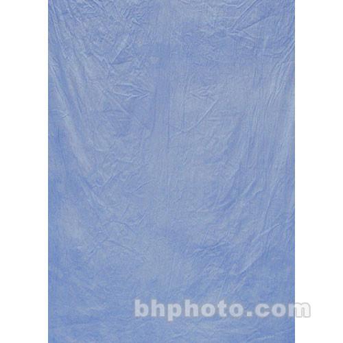Studio Dynamics 10x20' Muslin Background - Basic Blue