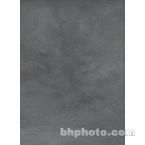 Studio Dynamics Canvas Background, Studio Mount - 10x20' - Medium Gray Texture