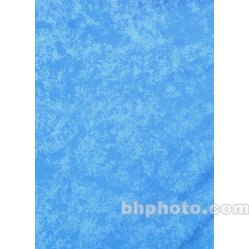 Studio Dynamics 10x30' Muslin Background - Caesar Blue