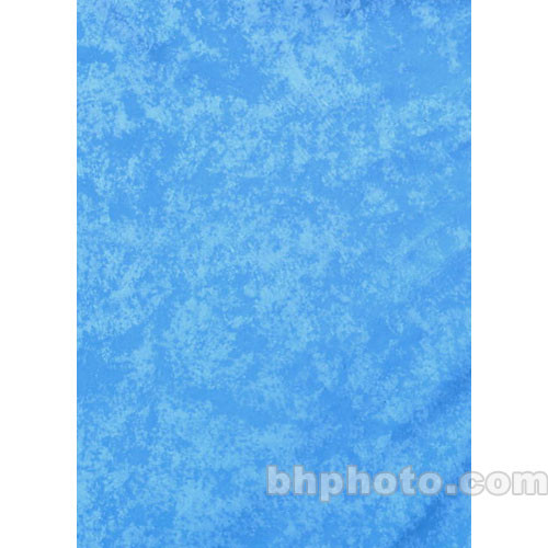 Studio Dynamics 12x20' Muslin Background - Caesar Blue