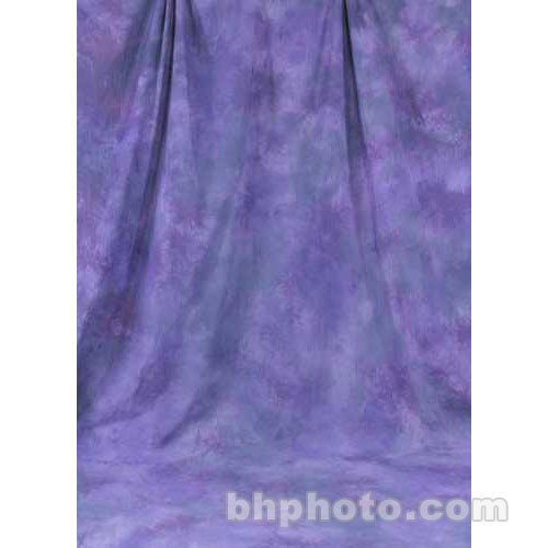 Studio Dynamics 12x24' Muslin Background - Carmelita Purple