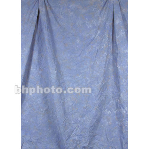Studio Dynamics 12x24' Muslin Background - Fabriano Blue