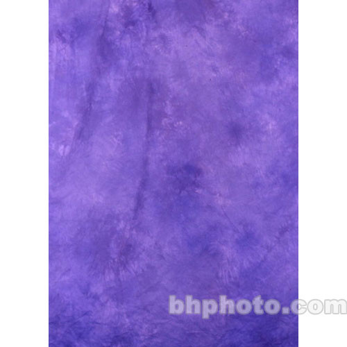 Studio Dynamics 12x30' Muslin Background - Bayou Purple