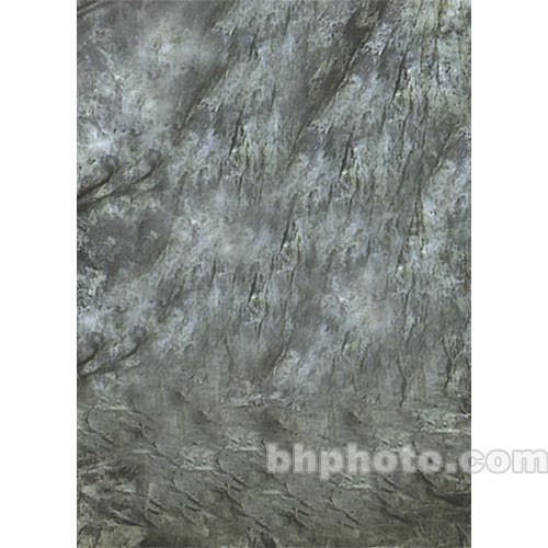 Studio Dynamics 12x30' Muslin Background - Mykonos Mottled Grey