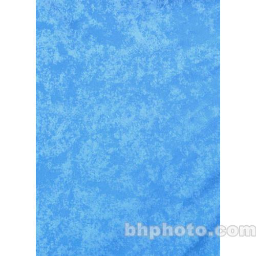 Studio Dynamics 12x30' Muslin Background - Caesar Blue