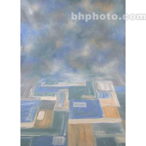 Studio Dynamics Canvas Background, Studio Mount (5x6' Absracta)