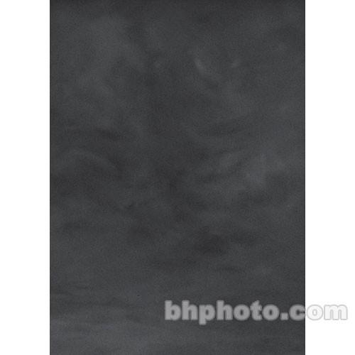 Studio Dynamics Canvas Background, Light Stand Mount - 5x6' - Dark Gray Texture