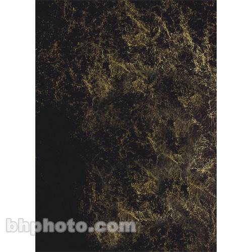 Studio Dynamics Canvas Background, Light Stand Mount - 5x6' - Gold Fantasy