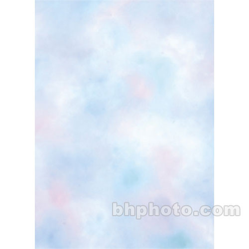 Studio Dynamics Canvas Background, Light Stand Mount - 5x6' - Sherbet #2