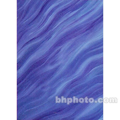 Studio Dynamics Canvas Background, Light Stand Mount - 5x6' - Waterfall