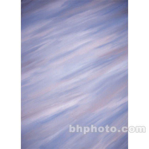 Studio Dynamics Canvas Background, Light Stand Mount - 5x6' - Winter Song