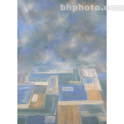 Studio Dynamics Canvas Background, Studio Mount - 5x6' (Abstracta)