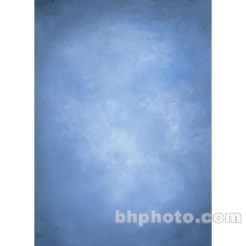 Studio Dynamics Canvas Background, Studio Mount - 5x6' - Arctic Blue