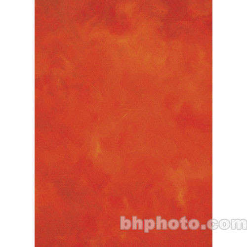 Studio Dynamics Canvas Background, Studio Mount - 5x6' - Hot Chile