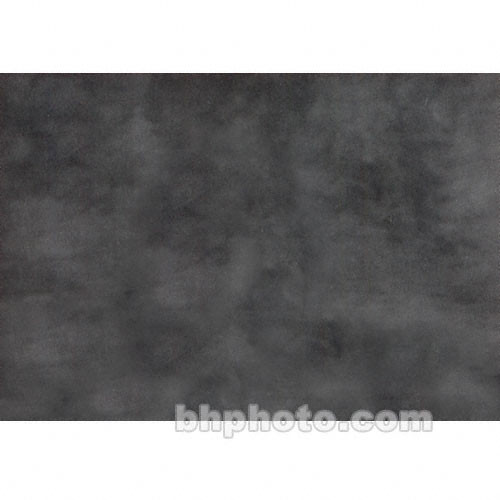 Studio Dynamics Canvas Background, Studio Mount - 5x6' - Medium Gray Texture